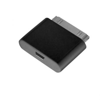 Katinkas Adapter 30 Pin auf Micro USB für Apple, black, Blister