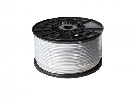 SAT-Kabel 1,1/5,0 doppelt geschirmt CCS>90 dB 500m
