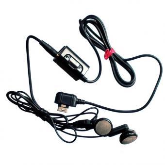 LG Stereo Headset SGEY0005546, LG Anschluss, black, Bulk