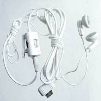 LG Stereo Headset SGEY0005586, LG Anschluss, white, Bulk